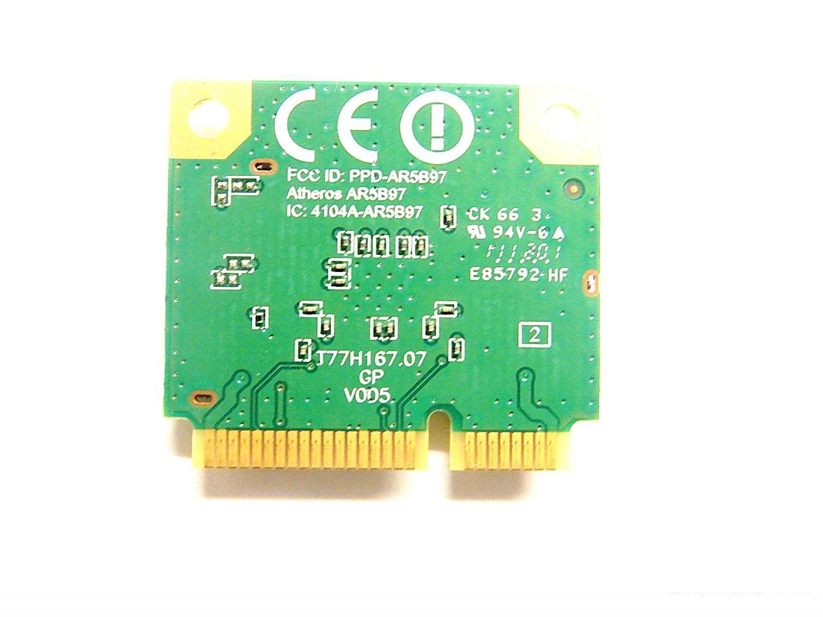 Wi-Fi модуль Atheros AR5B97 T77H167.07 HF