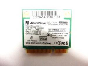 ASUS K52JU NOTEBOOK AZUREWAVE GE781 WLAN WINDOWS 8 X64 TREIBER