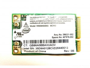 Wi-Fi модуль Intel WM3945ABG MOW2 (452063-002, 396331-002, 407576-002)